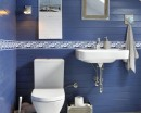 Self-adhesive vinyl wall sticker for Bathroom, Kitchen