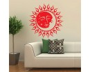 Sun And Moon Decal