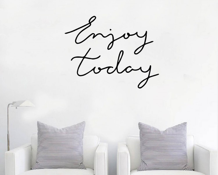Quotes - Enjoy Today Motivational Quote