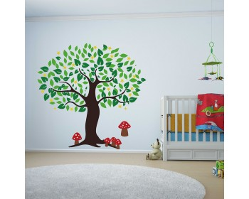 Large Tree Decal
