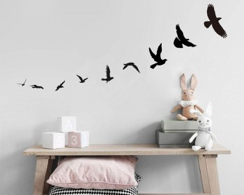 Flying Bird Decals