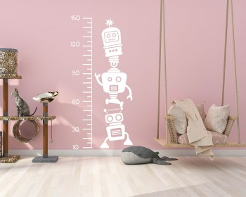 Robot Growth Chart
