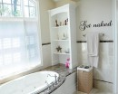 Get Naked Customized Quotes Vinyl Decal For Bathroom