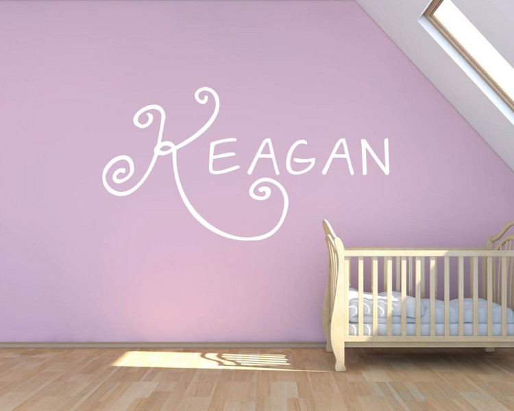 Customized Name For Nursery, Children U0026 Home Part 93