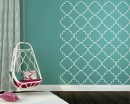 Moroccan Seamless Pattern Decal Vinyl Modern Decals