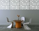 Seamless Wall Pattern DIY Decal Vinyl Modern Decals