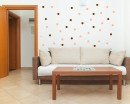 Polka Dots - Multiple Colors  Pattern Wall Decal