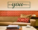 Beautiful Quotes Wall Decal Motivational Vinyl Art Stickers