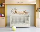 Breathe You're Home Quotes Wall Decal Family Vinyl Art Stickers