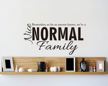 Remember Quotes Wall Decal Family Vinyl Art Stickers
