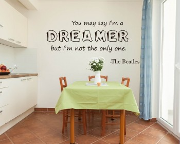 I'm not the only One Dreamer