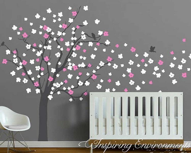 wall decals canada, nursery & kids vinyl wall stickers - home