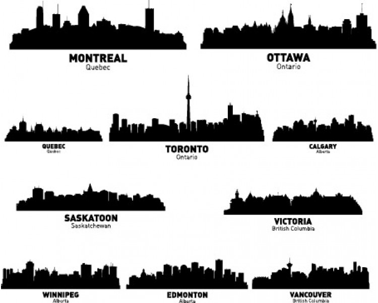 28 city silhouette wall decals canada aliexpress for What kind of paint to use on kitchen cabinets for street art wall decals