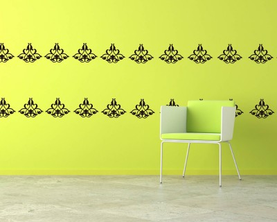 Damask Wall Decals